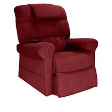 WiseLift Fabric Sleeper Lift Chair