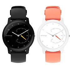 Withings Move Activity and Sleep Tracker Watch 2-pack