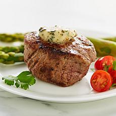 Wolfgang Puck (10) 5oz Filet Mignon Steaks & Garlic Butter - 5/11 Ship