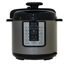 Wolfgang Puck 8-Quart Programmable Pressure Cooker