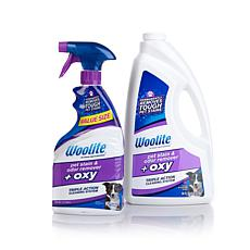 Woolite Pet Stain & Odor Remover+ Oxy w/64 fl oz Refill