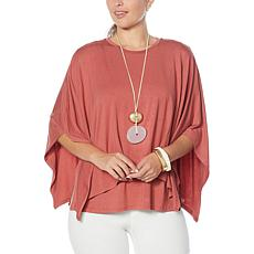 WynneLayers Double Layer Caplet Top