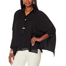 WynneLayers Malibu Unstructured Shirt