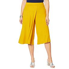 WynneLayers Wide Leg Culotte Pant