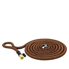 X-Hose Copper Pro Expandable 25' Hose with Brass Fittings