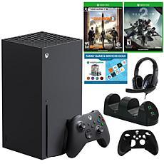 Xbox Series X 1TB Console with Division 2, Destiny 2, Accs. & Voucher