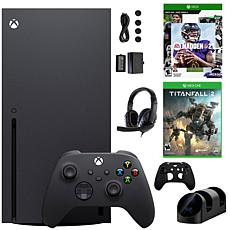 Xbox Series X 1TB Console with Madden 21, Titanfall 2 & Accessories