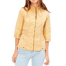 XCVI Olive Jacket