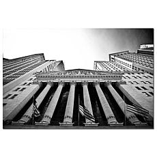 Yale Gurney 'New York Stock Exchange' Giclee Wall Print
