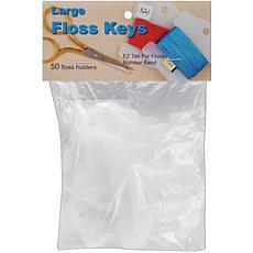 Yarn Tree Large Floss Key 50-pack