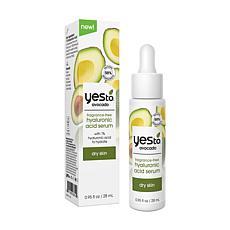 Yes To Avocado Fragrance-Free Hyaluronic Acid Serum