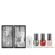 Young Nails Lacquer Kit with Art Screens - Wonderwall