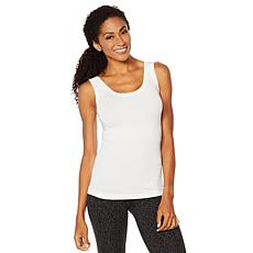 Yummie Cooling Scoop-Neck Shaping Tank