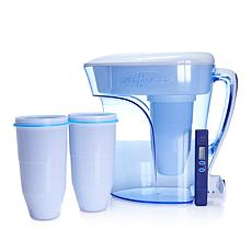 ZeroWater® 12-Cup Water Filtration Pitcher Bundle