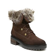 Zodiac Canyon Water-Repellent Suede Winter Bootie