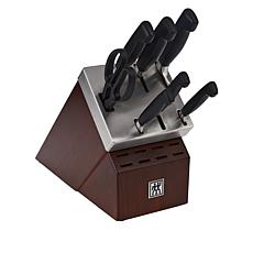 ZWILLING J.A. Henckels 8-piece Self-Sharpening Knife Block Set