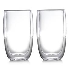 ZWILLING J.A. Henckels Sorrento Set of 2 11.8 oz. Latte Glasses