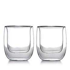 ZWILLING J.A. Henckels Sorrento Set of 2 2.7 oz. Espresso Glasses