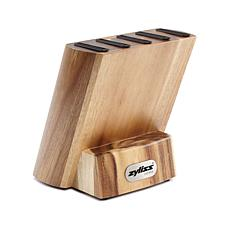 Zyliss Small Wooden Knife Block
