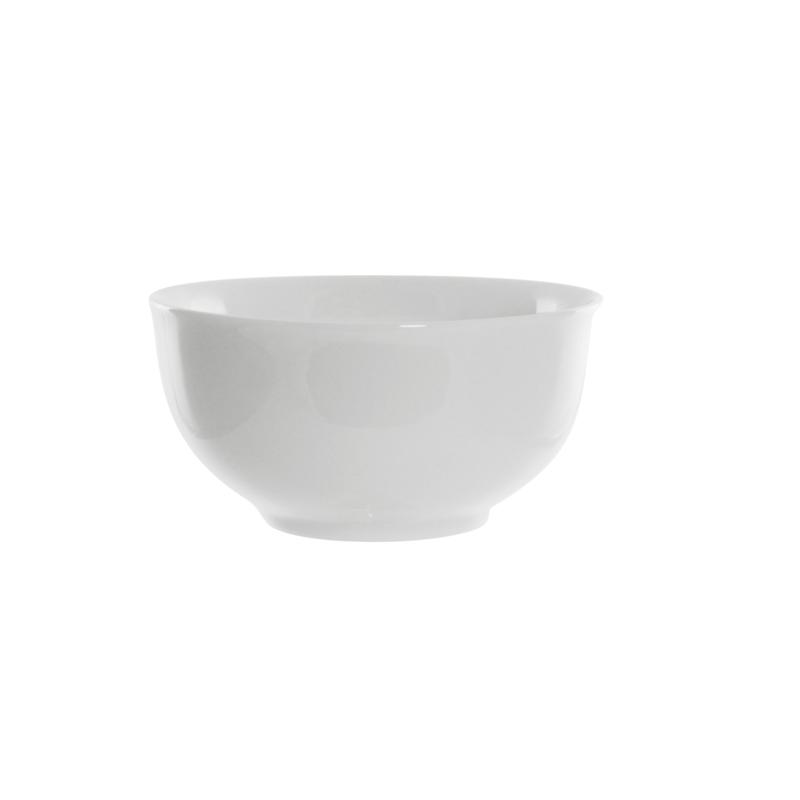 10 Strawberry Street Classic Small White Rice Bowls