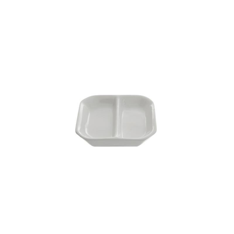 10 Strawberry Street Whittier 12 Divided Sauce Dishes