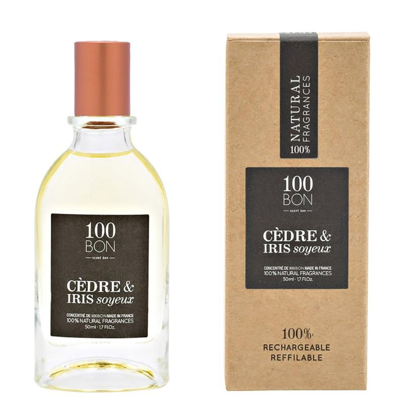 100 Bon Concentrate Cedre & Iris Soyeux 1.7 oz. Eau De Parfum