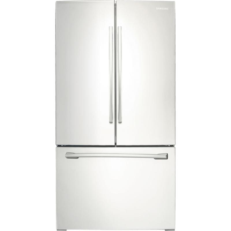26 Cu. Ft. French Door Refrigerator with Internal Filtered Water Di...