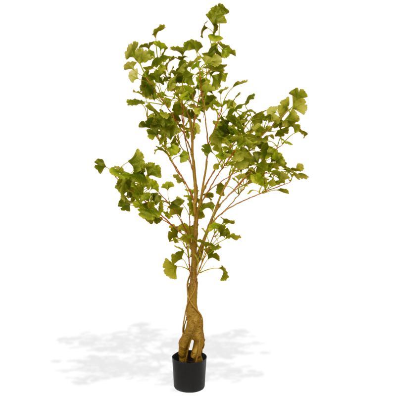 4' Artificial Ginko Tree