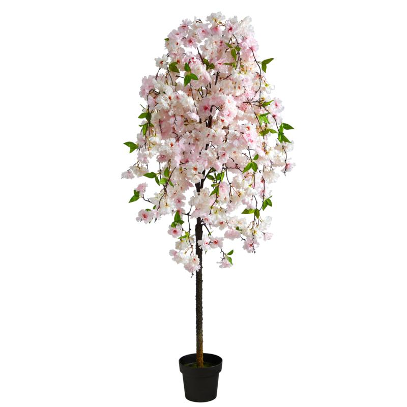 5 Ft. Cherry Blossom Artificial Tree
