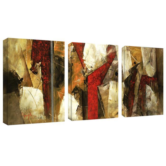 Abstract IX Canvas Art Multi-Panel Art Collection