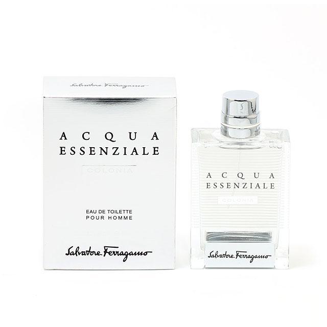 Acqua Essenziale Colonia Men by Salvatore Ferragamo EDT Spray 3.4 oz.