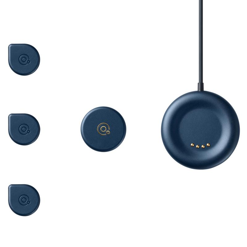 Adero Bluetooth Smart Tag and Tracker Starter Kit with 3 Taglets