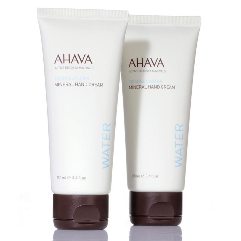 AHAVA Deadsea Water Mineral Hand Cream Duo