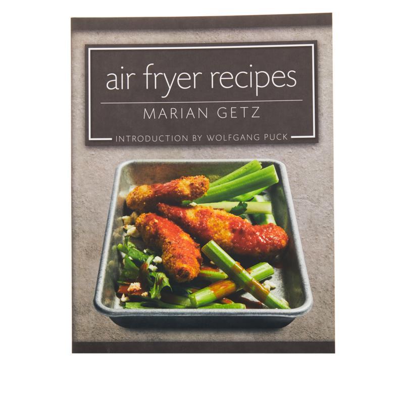 """Air Fryer Recipes"" Cookbook by Marian Getz"