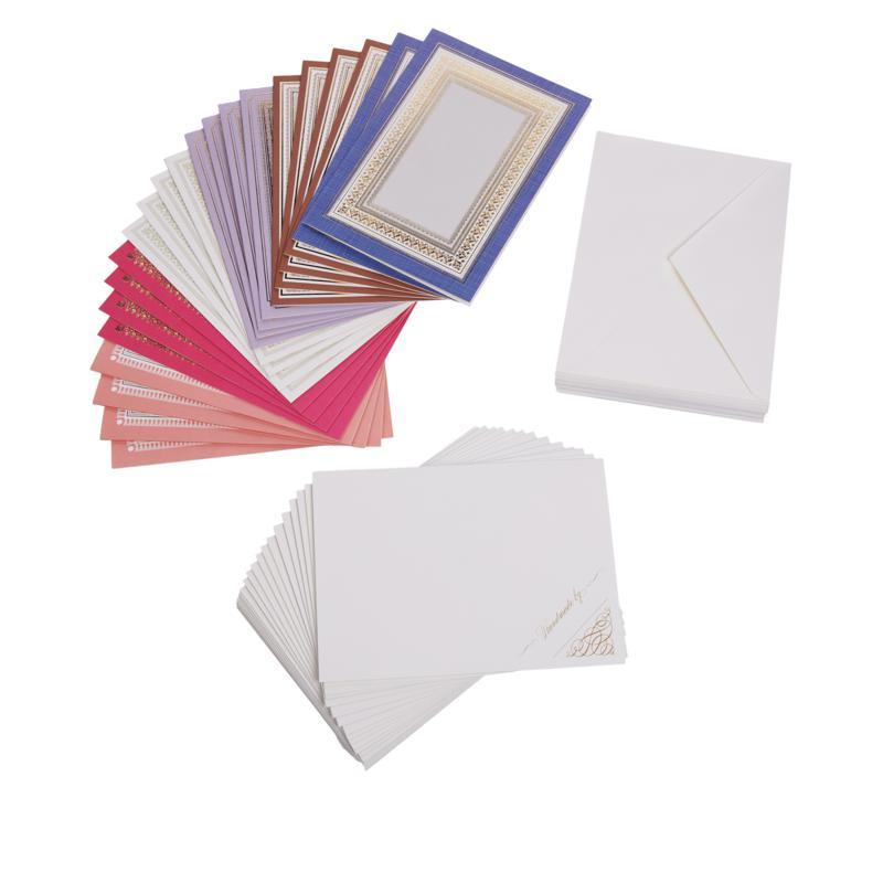 Anna Griffin® 48-piece Foil Impression Cards and Envelopes