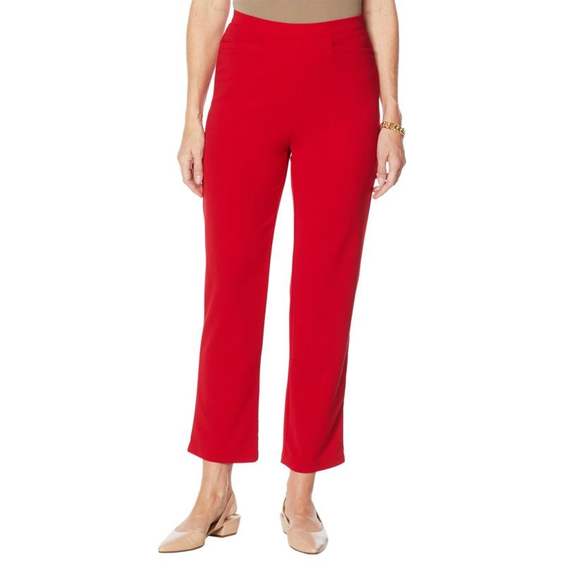 Antthony Boss Lady Stretch Knit Easy Fit Pant