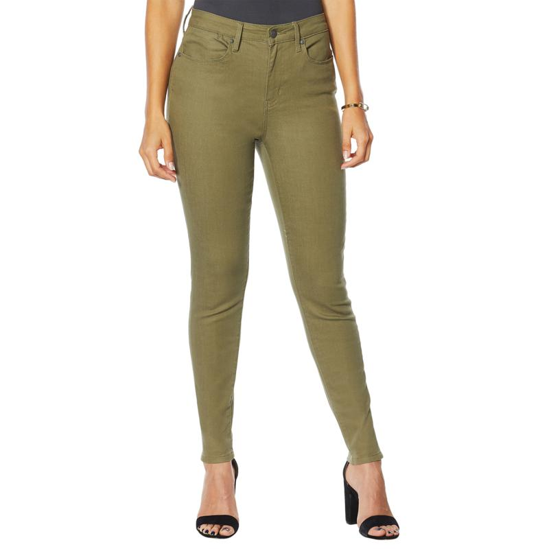 """As Is"" Colleen Lopez Saint Paul High-Waist Skinny Jean - Fashion"