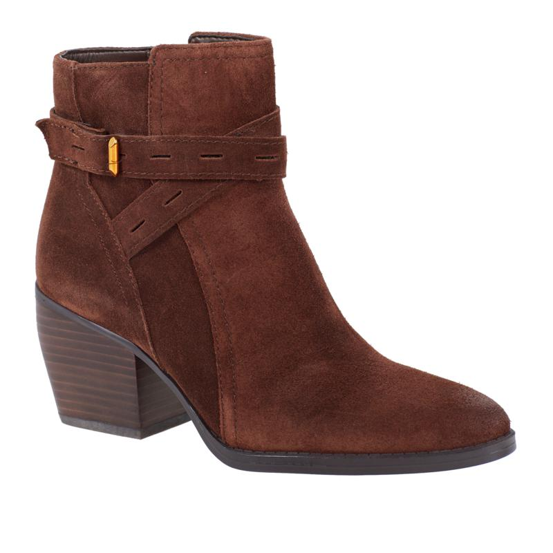 """""""As Is"""" Naturalizer Fenya Suede Ankle Boot"""