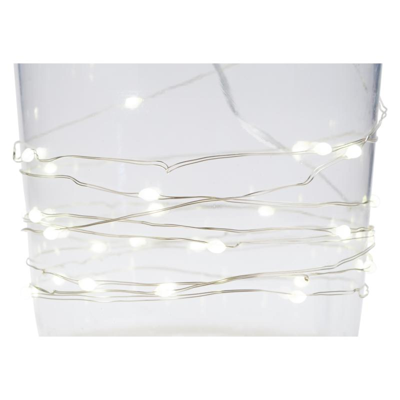 """""""As Is"""" Winter Lane Set of 3 Dual Color 11' String Lights with Remote"""