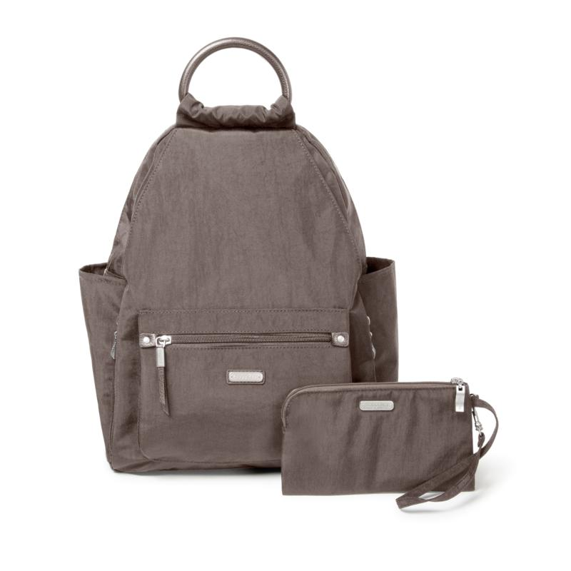Baggallini All Day Backpack with RFID Wristlet