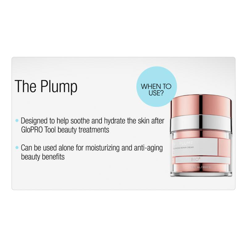 Beauty Bioscience The Plump 1.7 oz Volumizing Cream - 10075768   HSN