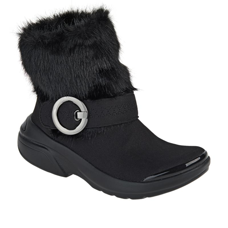 Bzees Ooolala Washable Faux Fur Bootie