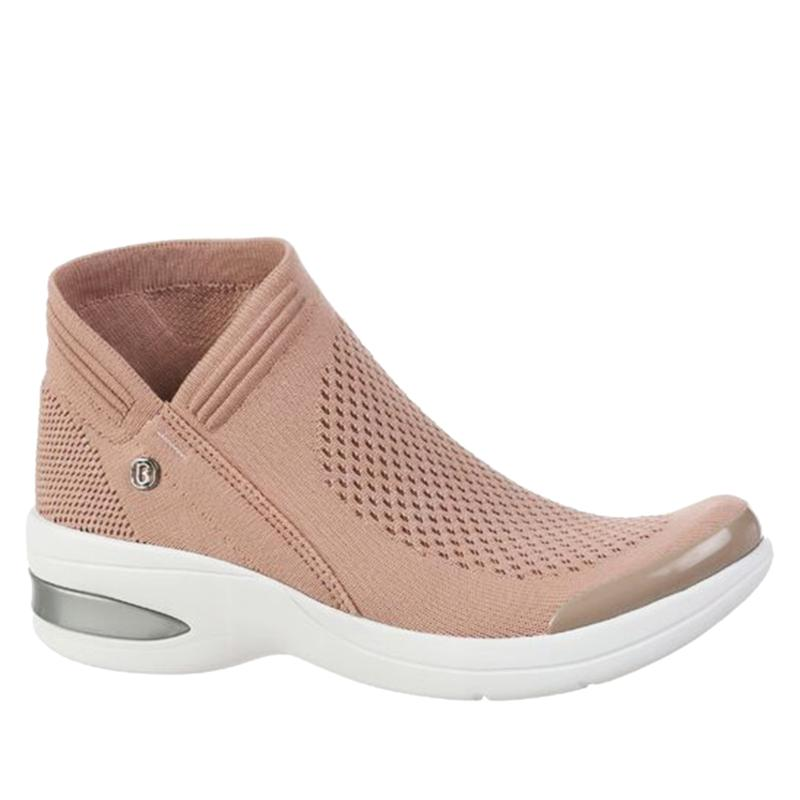 Bzees Romance Engineered Knit Pull-On Bootie