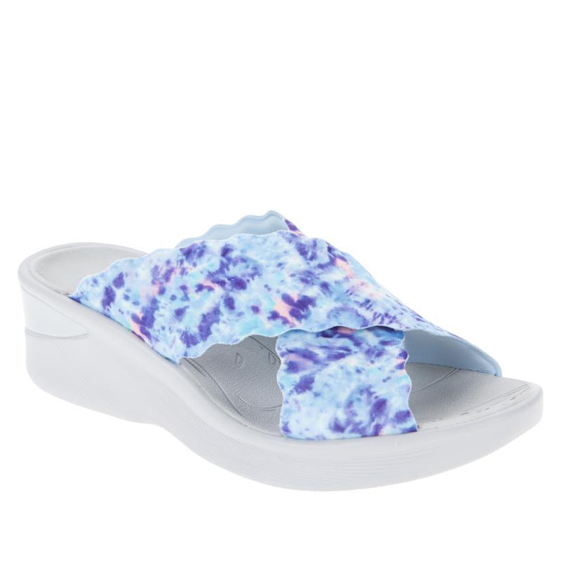 Bzees Sahara Washable Wedge Sandal