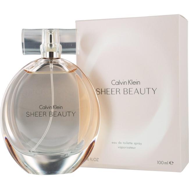 Calvin Klein Sheer Beauty by Calvin Klein Spray