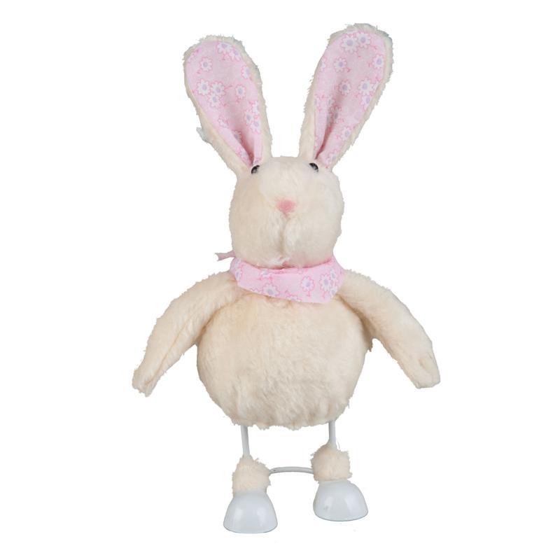 C&F Home Bobble Fluffy Rabbit Soft Figure