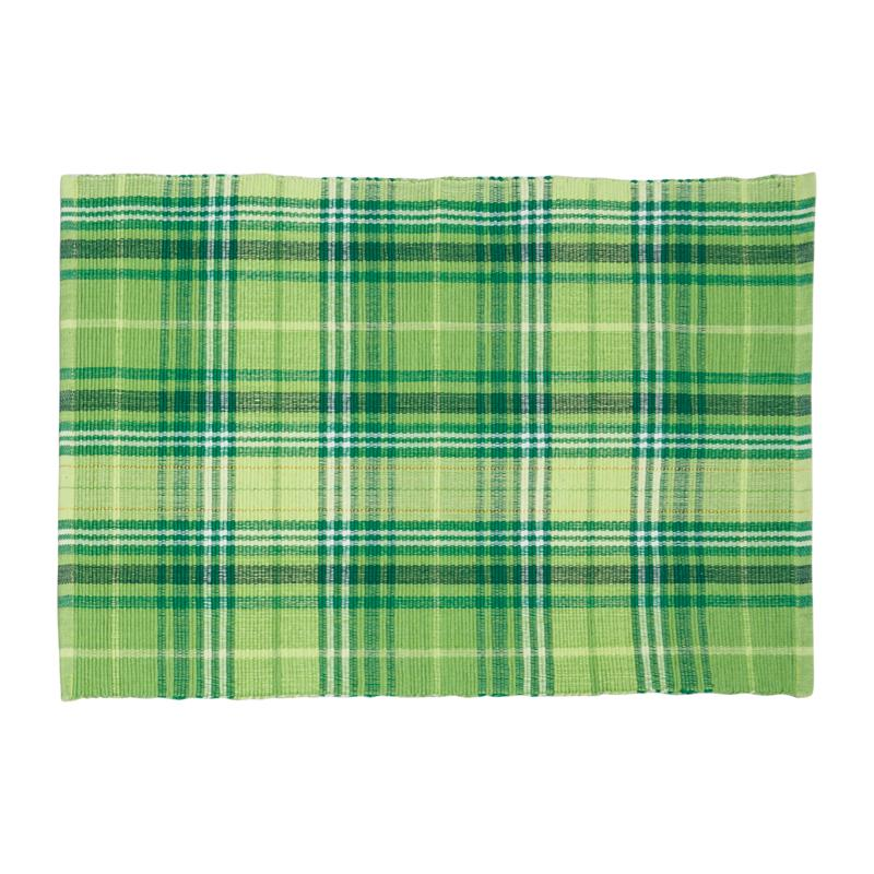 C&F Home Conner Plaid Placemat Set of 6
