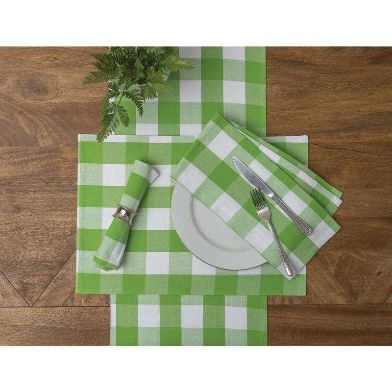 C&F Home Franklin Sprout Table Runner