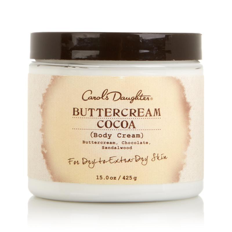 Carol's Daughter Buttercream Cocoa Body Cream
