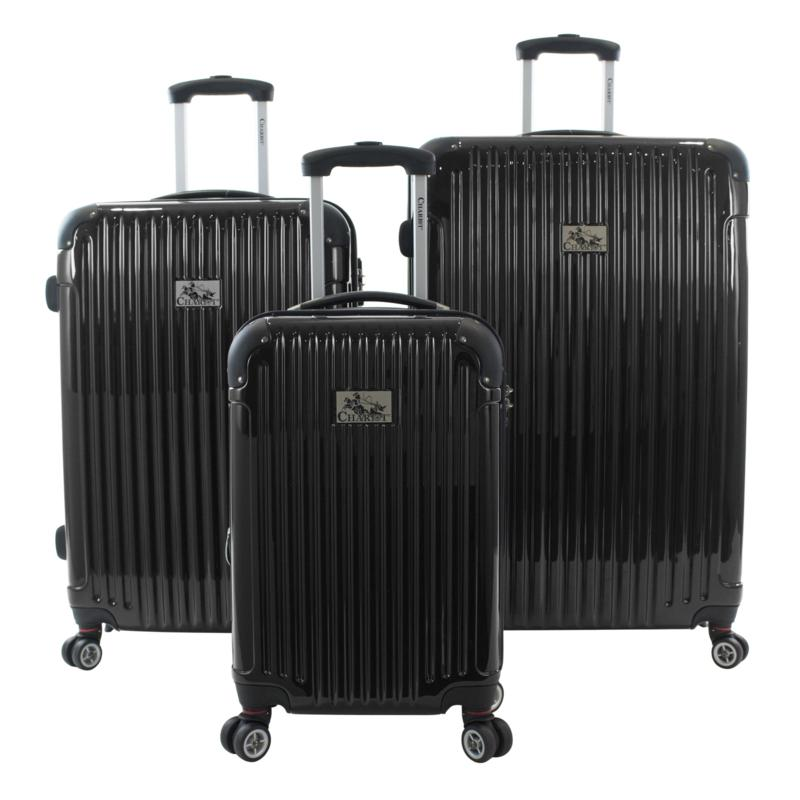 Chariot Paola 3-piece Spinner Hard-sided Luggage Set